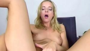 Emma Button Casting - Perky Tits Solo XXX czechvr vr porn video vrporn.com
