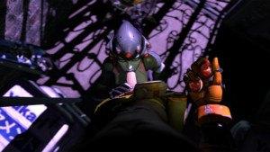 That's How Widowmaker's Pregame Goes CGI Girl DarkDreams vr porn video vrporn.com virtual reality