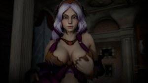 Aphrodite's Midnight Snack CGI Girl DarkDreams vr porn video vrporn.com virtual reality