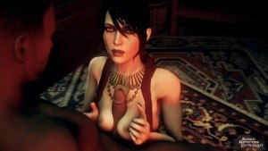 Morrigan's Cast A Spell On You CGI Girl DarkDreams vr porn video vrporn.com virtual reality