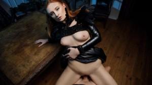 GOT: SANSA'S LONG KNIGHT A XXX PARODY vrcosplayx Eva-Berger vr porn video vrporn.com virtual reality