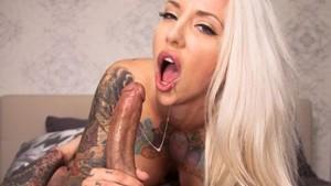 How to Fuck a Rockstar burningangelvr Rachel-Rampage vr porn video vrporn.com virtual reality