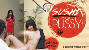 Sushi With Pussy - Japanese Babe Ayuma Kase Hardcore VR