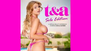 VR Porn Short Reviews: Kayla Kayden's Tits and Ass naughtyamericaVR vr porn blog virtual reality