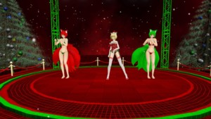 Foxy Christmas Pie [VRP Exclusive] CGI Girl VRAnimeTed vr porn game vrporn.com virtual reality