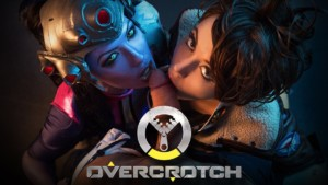 Overcrotch VRcosplayx Zoe Doll Alexa Tomas vr porn video vrporn.com virtual reality