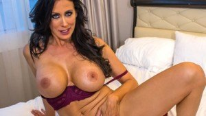 Vegas MILF It's Business Time MILFVR Reagan Foxx vr porn video vrporn.com virtual reality