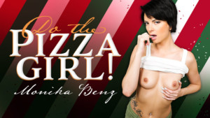 Do The Pizza Girl! RealityLovers Monika Benz vr porn video vrporn.com virtual reality