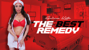 The Best Remedy RealityLovers Anissa Kate vr porn video vrporn.com virtual reality