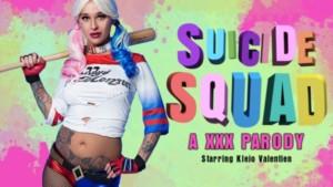Suicide Squad XXX Parody VRCosplayX Kleio Valentien vr porn video vrporn.com virtual reality