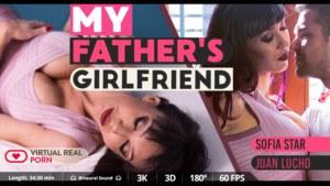 My Father's Girlfriend VirtualRealPorn Sofia Star Juan Lucho vr porn video vrporn.com virtual reality