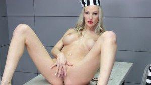 Horny High Risk Prisoner VirtualTaboo Marie Pearl vr porn video vrporn.com virtual reality