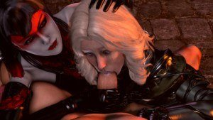 Paragon - Serath And The Countess The Best Of Teammates DarkDreams vr porn video vrporn.com virtual reality