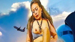 Sexy Strip In Front Of A Airplane VRPussyVision vr porn video vrporn.com virtual reality