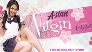 Asian Virgin VRBangers Cindy Starfall vr porn video vrporn.com virtual reality