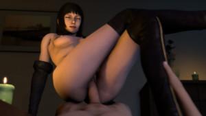 Final Fantasy – Gentiana's Night In DarkDreams vr porn video vrporn.com virtual reality