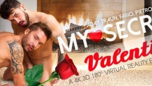 [Gay] My Secret Valentine VRBGay Pietro Duarte Aday Traun Fabio vr porn video vrporn.com virtual reality