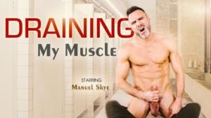 [Gay] Draining My Muscle VRBGay Manuel Skye vr porn video vrporn.com virtual reality