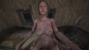 Deborah Harper vs zombie AliceCry vr porn video vrporn.com virtual reality