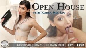 Korra del Rio in Open House GroobyVR Korra del Rio vr porn video vrporn.com virtual reality