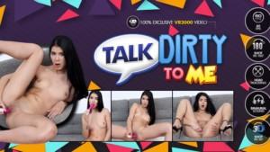 Talk Dirty to Me VR3000 Lady Dee vr porn video vrporn.com virtual reality