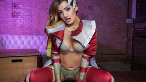 Overwatch A Sombra Xmas A XXX Parody VRCosplayX Penelope Cum vr porn video vrporn.com virtual reality