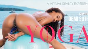 Yoga Sutra VR Bangers Demi Sutra vr porn video vrporn.com virtual reality
