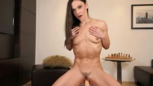 Alyssa's Living-Room SexBabesVR Alyssa Reece vr porn video vrporn.com virtual reality