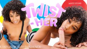 Twist-HER VR Bangers Misty Stone vr porn video vrporn.com virtual reality