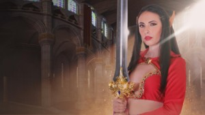 The Royal Treatment WhorecraftVR Casey Calvert vr porn video vrporn.com virtual reality