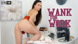 Sophia Smith Wank For Work WankitNowVR Sophia Smith vr porn video vrporn.com virtual reality