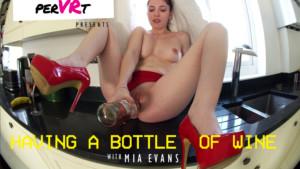 Having-A-Bottle-Of-Wine-perVRt-Mia-Evans-vr-porn-video-vrporn.com-virtual-reality