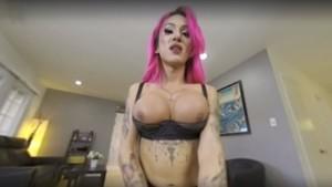 Mia Maffia in What Happens In LA GroobyVR Mia Maffia vr porn video vrporn.com virtual reality