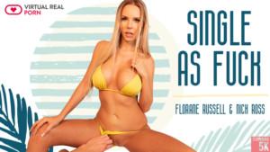 Single As Fuck VirtualRealPorn Florane Russell Nick Ross vr porn video vrporn.com virtual reality