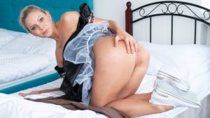 German Maid Fucked For Stealing CzechVR Julia Parker vr porn video vrporn.com virtual reality