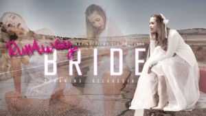 Run Away Bride VRPFilms Selvaggia Babe vr porn video vrporn.com virtual reality