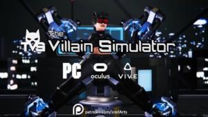 The Villain Simulator Demo ZnelArts vr porn game vrporn.com virtual reality