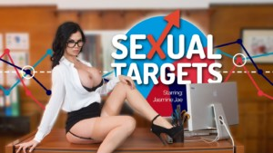 Sexual Targets VRPFilms Jasmine Jae vr porn video vrporn.com virtual reality