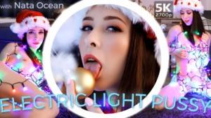 Electric Light Pussy TmwVRnet Nata Ocean vr porn video vrporn.com virtual reality