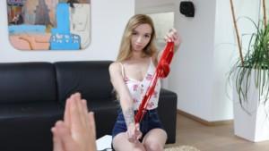 Step Daughter Bought Mini Monokini VirtualTaboo Leyla Fiore vr porn video vrporn.com virtual reality