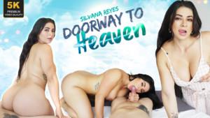 Doorway To Heaven VRLatina Silvana Reyes vr porn video vrporn.com virtual reality