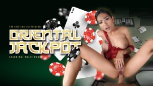 Oriental Jackpot VRPFilms Polly Pons vr porn video vrporn.com virtual reality