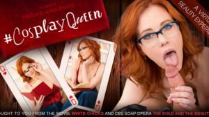 CosplayQueen VR Bangers Maitland Ward vr porn video vrporn.com virtual reality