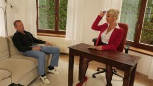 Bossy Milf Behaving Badly StockingsVR Kathy Anderson vr porn video vrporn.com virtual reality