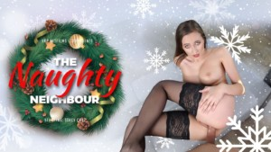 The Naughty Neighbour VRPFilms Stacy Cruz vr porn video vrporn.com virtual reality