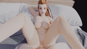 Brigitte - Missionary RapidBananaCannon vr porn video vrporn.com virtual reality