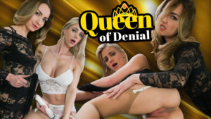 Queen of Denial StockingsVR Nathaly Cherie Victoria Puppy vr porn video vrporn.com virtual reality