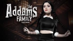 The Addams Family A XXX Parody VRCosplayX Emily Cutie vr porn video vrporn.com virtual reality