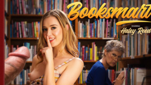 Booksmart VR Bangers Haley Reed vr porn video vrporn.com virtual reality
