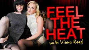 Feel The Heat VR Virtual Reality FFStockings Julia Vinna Reed vr porn video vrporn.com virtual reality